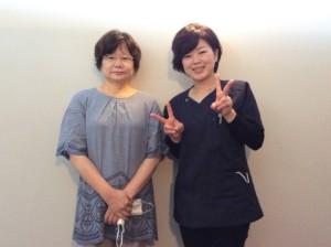 太田美智子様.2ショット横 - コピー